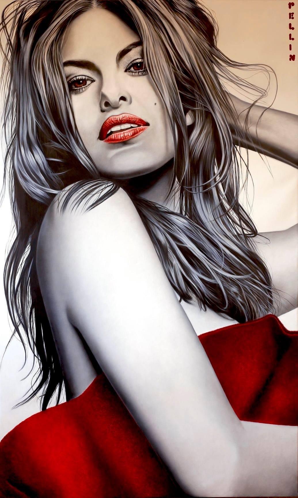 Eva Mendes   Sweet sensuality