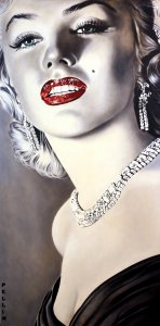 Tribute to Marylin Monroe | Cinzia Pellin