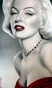Homage To Marylin Monroe | Cinzia Pellin