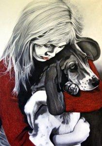 Tenero abbraccio | Cinzia Pellin