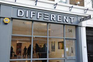 Gallery Different, London | Cinzia Pellin