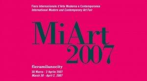 Mi Art 2007 | Cinzia Pellin