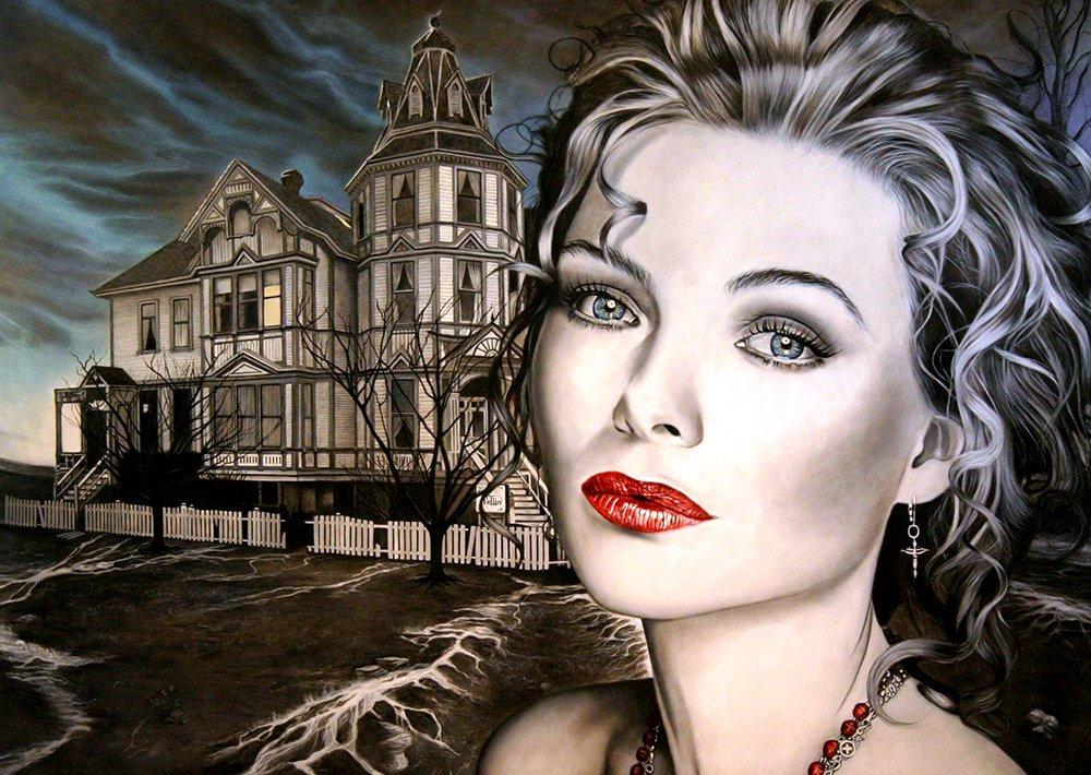 Michelle Pfeiffer | La casa del pensiero